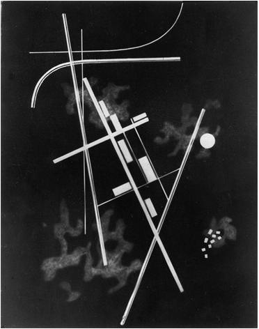 Marta Hoepffner (1937) Tribute to Kandinsky