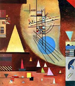 Wassily Kandinsky (1937) Silent