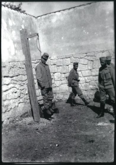 Rudolf Balogh (1919) Execution