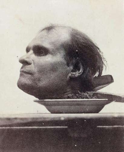 Charles DESAVARY (1837-1885) Exécution capitale à Arras, le 29 juillet 1862