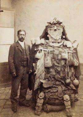 Charles KROEHLE (c. 1876-c. 1902) Mummy, circa 1890