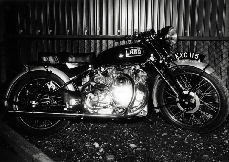 Daido Moriyama, Autobike, Suginami-ku, Tokyo, 1990, © Daido Moriyama Photo Foundation