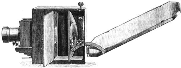 David Woodward's Solar Camera, 1857