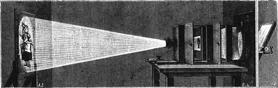 Désiré Charles Emanuel van Monckhoven's Solar Camera 1864