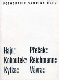 Fotografie skupiny DOFO autor textu- Václav Zykmund rok vydání- 1965