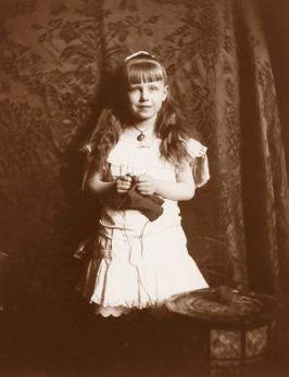 Rupert Potter 'Princess Marie of Edinburgh' (Marie, Queen of Romania)