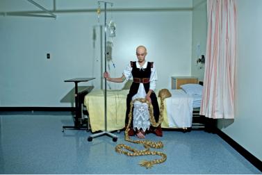 Dina Goldstein (2008) Rapunzel