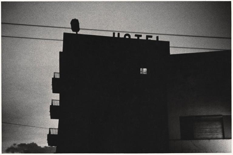 Dusk, Coimbra, 1980