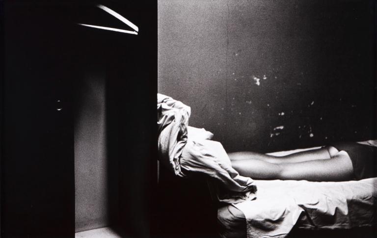 Paulo Nozolino Girl in Hotel Room, Karabük , 1977 Gelatin silver print 31x48 cm