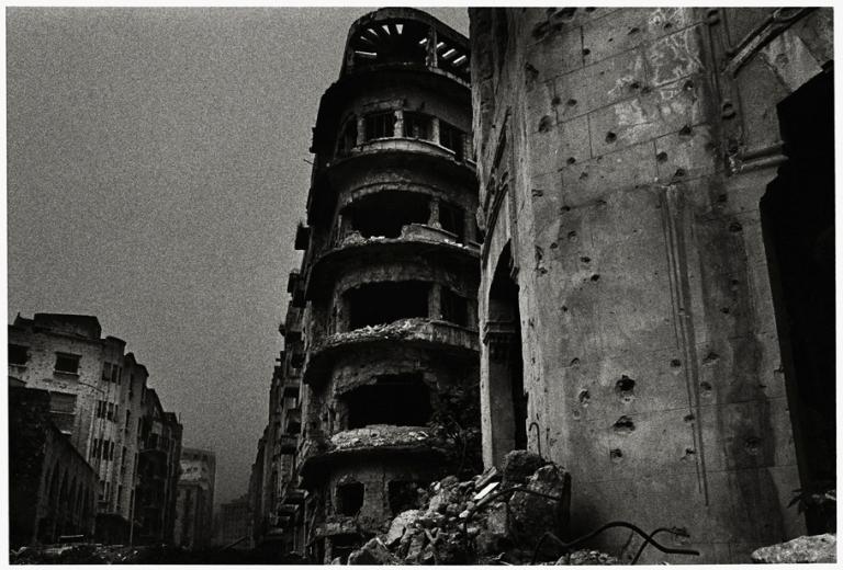 Ruins, Beirut, 1994