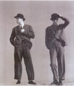 Shoji Ueda (1985) fashion shoot forBRUTUSmagazine