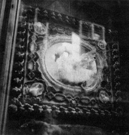 Swan , 1930–1939 Gelatin Silver Print 8.9 x 8.3 cm