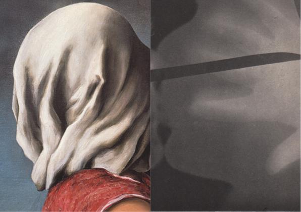MILEN TILL René Magritte x Man Ray, 2016 14,8 x 21 cm