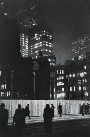 Construction+Site+on+Madison+Avenue+Looking+Toward+Rockefeller+Center+New+York+NY+1947-49