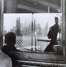 2000-57, Staten Island Ferry, Artist: Faurer, Photographer: Richard Goodbody, Photo © The Jewish Museum, New York