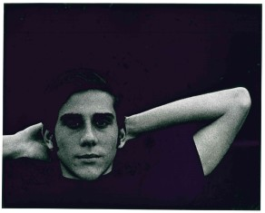 Teenager, photo by Edward Wallowitch, c. 1969-72