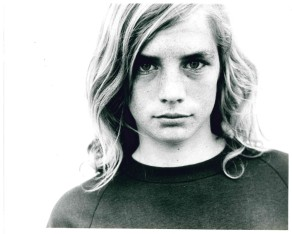 Teenager, photo by Edward Wallowitch, c. 1969-72_2