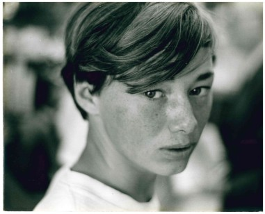 Teenager, photo by Edward Wallowitch, c. 1969-72_3