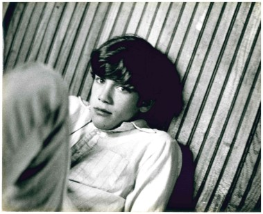 Teenager, photo by Edward Wallowitch, c. 1969-72_6