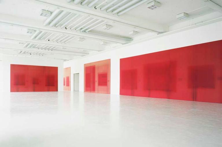 Belichtungszeiten, Kasseler Kunstverein 1996