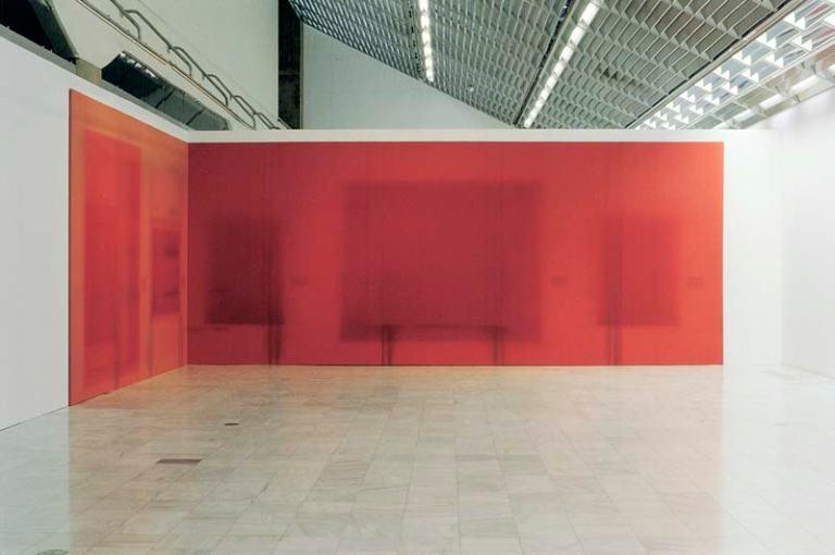 Belichtungszeiten, Nat. Museum of Art, Osaka 2001
