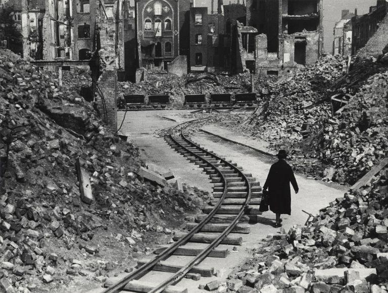 Köln, Ritterstraße, ca. 1947