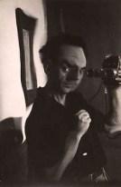 Man RaySelf Portrait (Distortion), c. 1930's