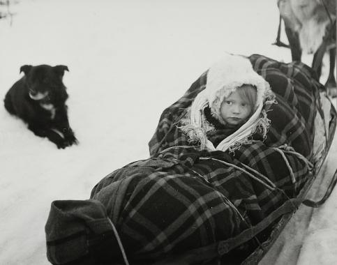 Ur serien Elle Kari., ca 1949