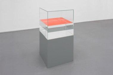 Ann Veronica Janssens, Installation view, Galerie Micheline Szwajcer, Antwerp, December 2010 - 22 January 2011.