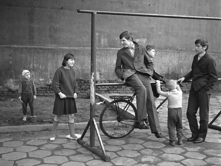 Bogdan-Dziworski-Łódź-1966-photo