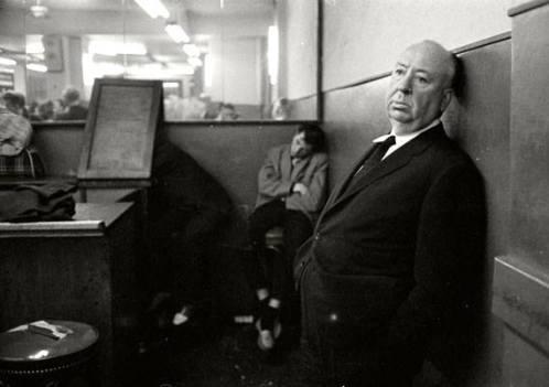 Max Scheler (1963) Alfred Hitchcock in St. Pauli.