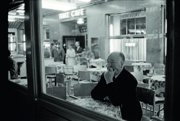 Max Schelere 1963 Alfred Hitchcock