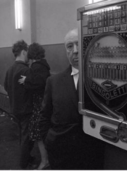 Max Scheler (1963) Alfred Hitchcock in St. Pauli