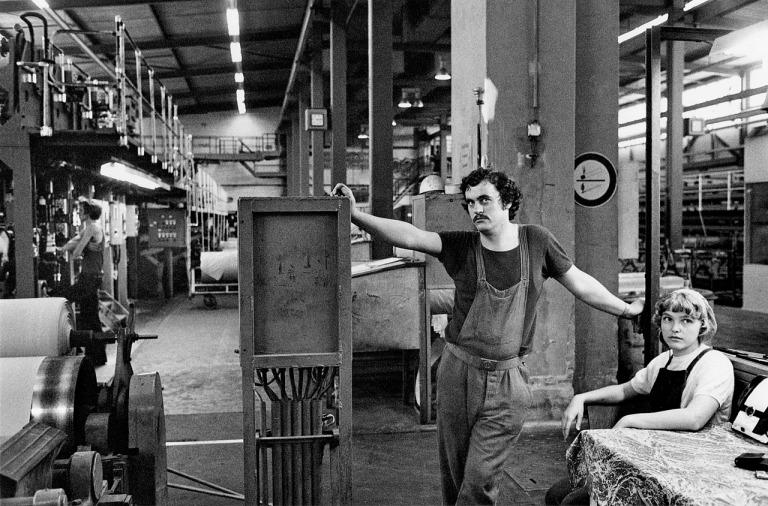 Chemische Werke Buna : Buna chemical plant. Ammendorf, 1975 © Roger Melis