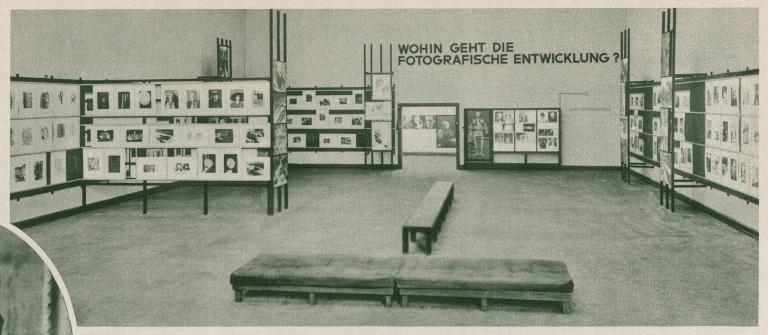 László Moholy-Nagy 1929, 7 June Reproduced in Schwäbisches Bilderblatt- Wochenschrift zum Stuttgarter Neuen Tagblatt, no. 23 (June 7, 1929)