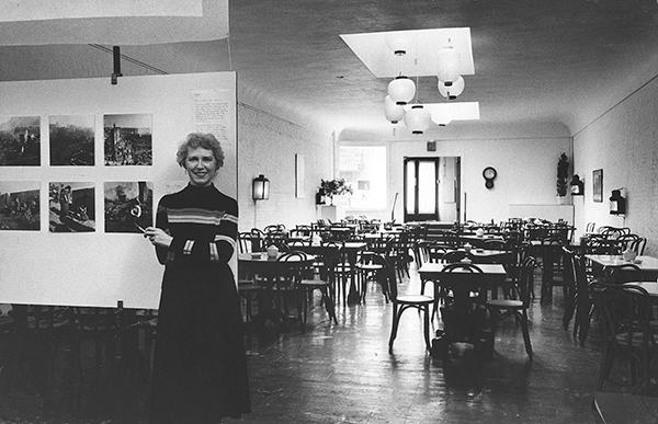 Arthur Lavine, Helen Gee, ca. 1954–1960 Courtesy Gary Schneider