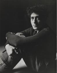 Rogi André, Alberto Giacometti, 1935, gelatin silver print, 36.5 x 28.9 cm, MoMA