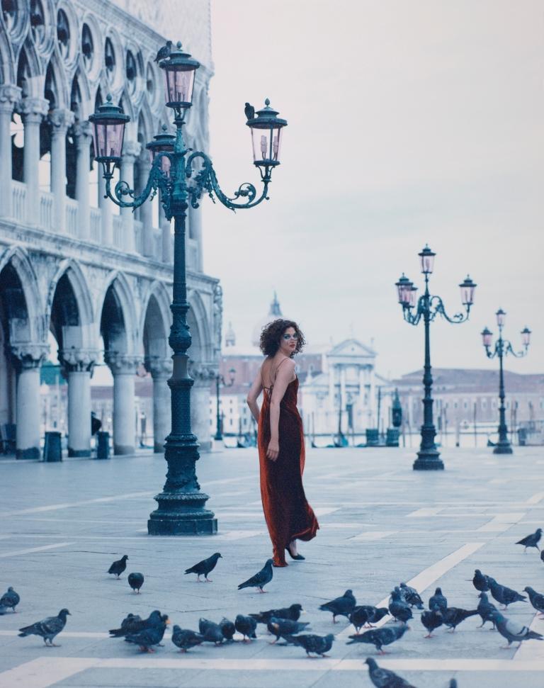 1998_Rachel Boss_Sainsburys Magazine UK_Venice