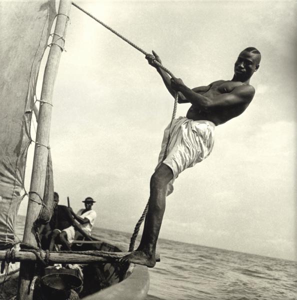 Etienne le catholique, Guinee, vers 1945