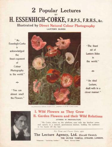 Poster Henry Essenhigh Corke