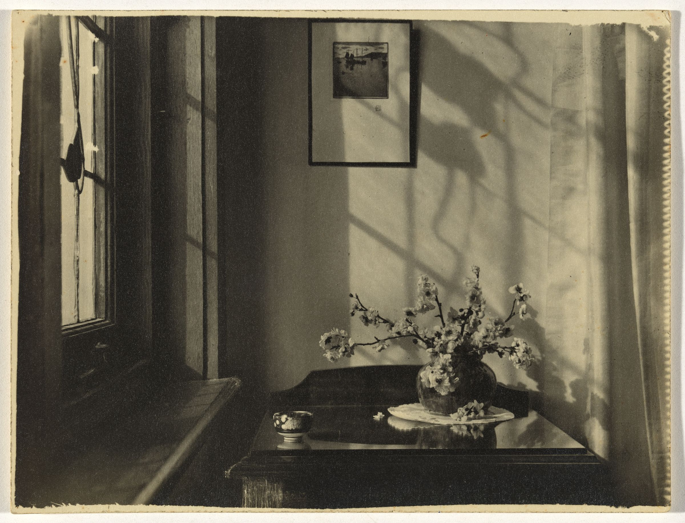 Interior (shadow from my window) 1933