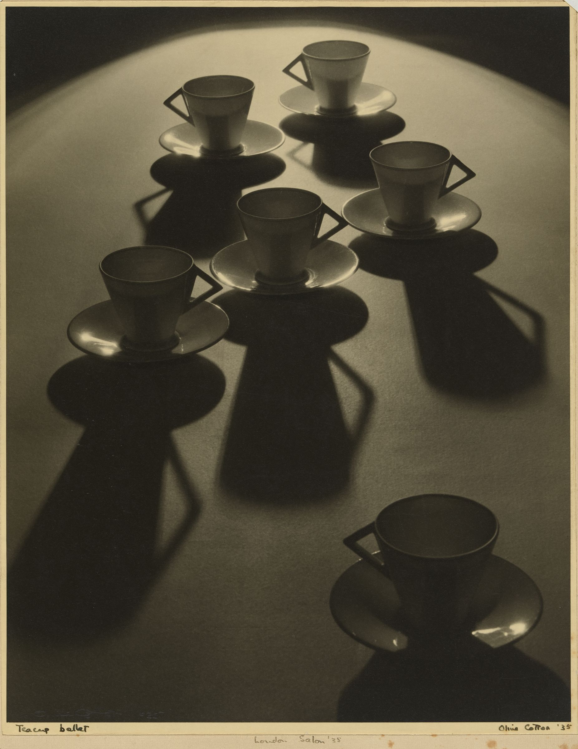 Teacup ballet 1935