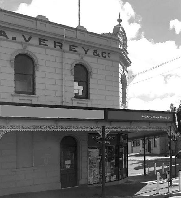 Verey Building