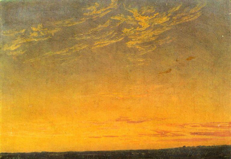1280px-Caspar_David_Friedrich_-_Abend_(1824)