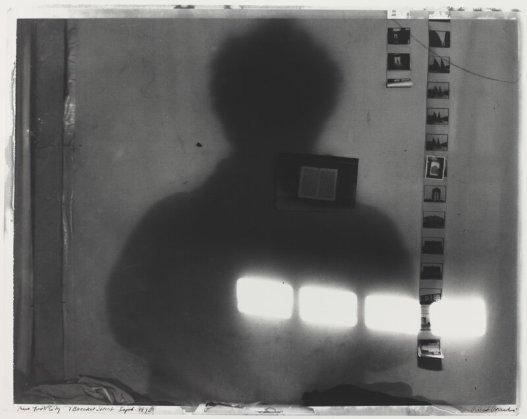 Robert Frank (1993) New York City, 7 Bleecker Street.