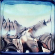 André Kertesz (1980) January 8, 1980, Polaroid SX-70, 10.8 x 8.8 cms