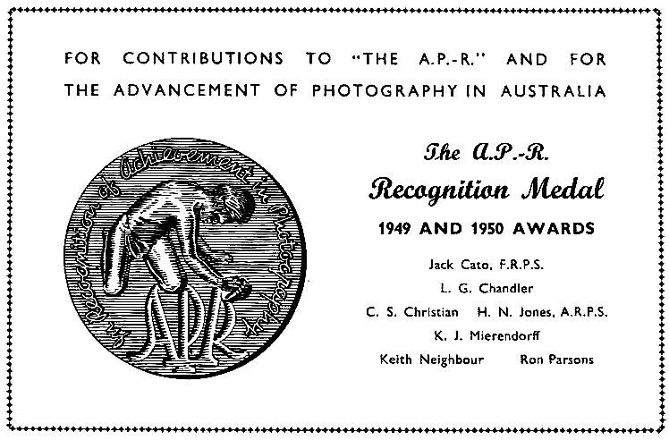 AP-R award Chandler