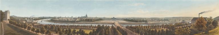 Panorama de Paris, pris des Hauteurs de Chaillot