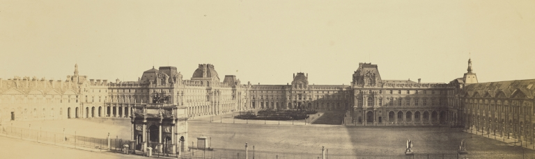 Réunion_des_Tuileries_au_Louvre_1852–1857_Getty_Museum_vol1_04_Panoramic_View_from_the_Tuileries