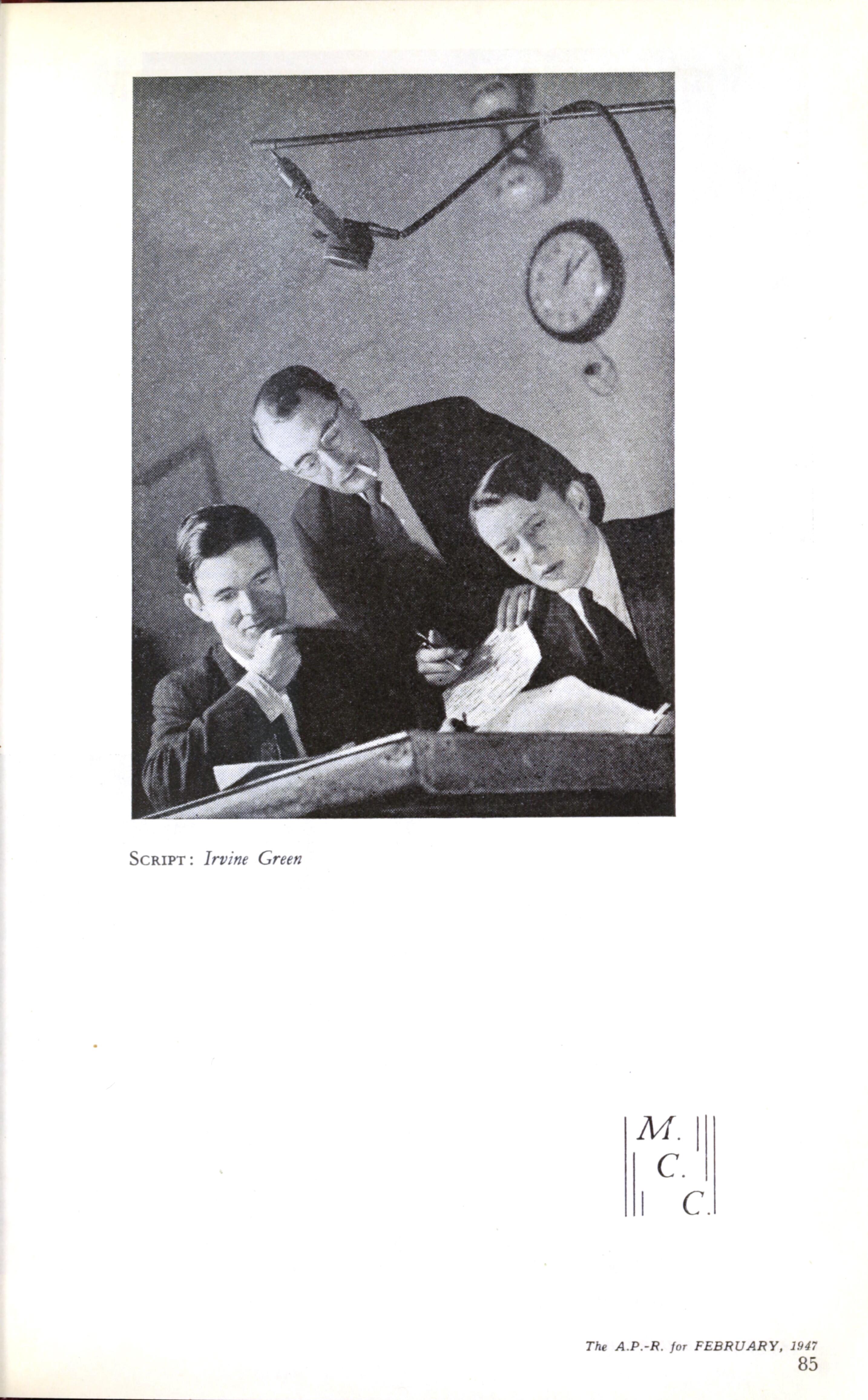 Australasian photo-review.Vol. 54 No. 2 1 February 1947-2